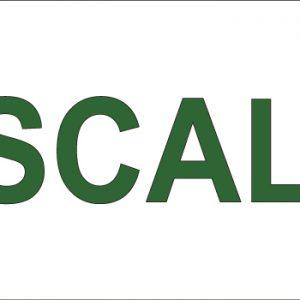 led senaletica escala