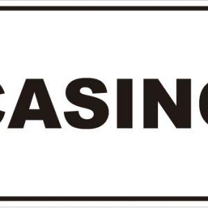 señaletica casino