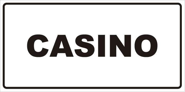 señaletica casino 1