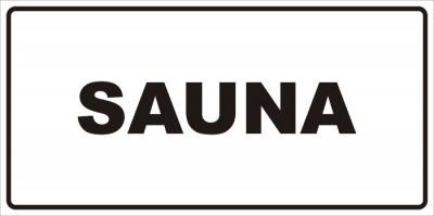 señaletica sauna 1