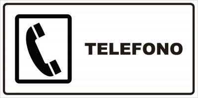señaletica telefono 1