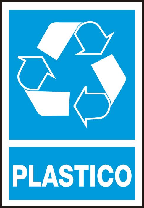 Se aletica reciclables plastico - Plastico autoadhesivo ...