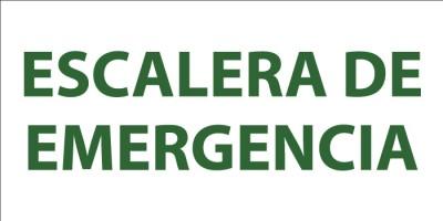 led senaletica escalera emergencia 1