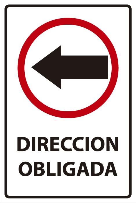señaletica transito direccion obligada 2 1