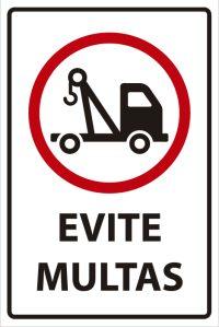 señaletica transito evite multas