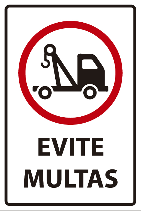 señaletica transito evite multas 1