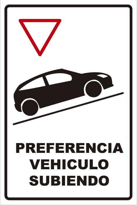 señaletica transito preferencia vehiculo subiendo 1