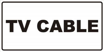 señaletica tv cable 1